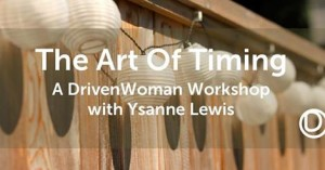 Art of Timing Workshop